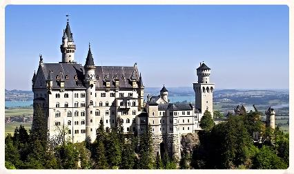 Escorted europe castle tours was specially